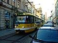 Plzeň, Prešovská ulice, rekonstruovaná tram.jpg