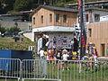 Podium Dames général Coupe de France de VTT 2011.jpg