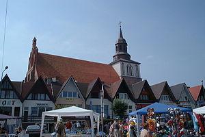 Duchy of Pomerania - St. Nicholas, Wollin (Wolin)