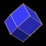 Polyhedron 6-8 dual