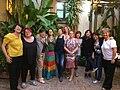 Ponentes y participantes en curso Desigualdad UPO Carmona julio 2016.jpg