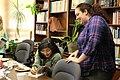 Porochista Khakpour visits the WLT Book Club - 22366493028.jpg