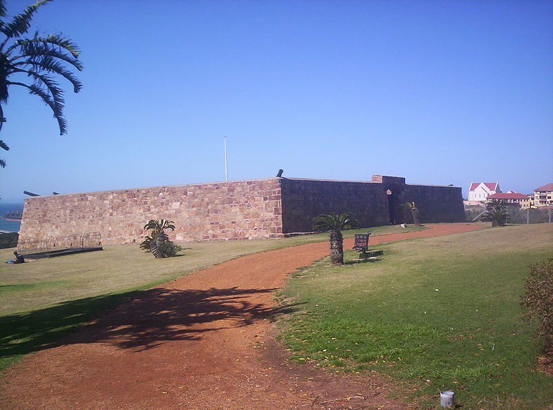 File:Port Elizabeth Fort Frederick.jpg