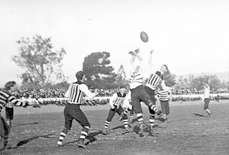 1903 SAFA Grand Final - Image: Port adelaide vs south Adelaide safa 1903