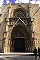 Porta dos Apóstolos da catedral de Valencia.jpg