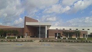 Porter, Texas - Porter High School, New Caney ISD.