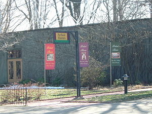 Portland Museum (Louisville) - The Portland Museum is located at 2308 Portland Avenue