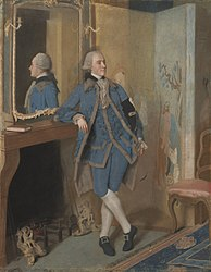 Jean-Étienne Liotard: Portrait of John, Lord Mountstuart, later 4th Earl and 1st Marquess of Bute