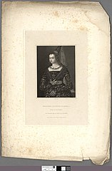 Margaret, daughter of James I King of Scotland, and afterwards wife of Louis XI of France