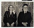 Portrait of Rabbi Joseph Hurvitz and his wife, Rebbetzin Rae Hurvitz (4419486706).jpg
