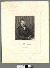 Revd. John Evans, Cross-Inn, Carmarthenshire