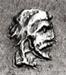 Portrait on coinage of the time of Pixodaros.jpg