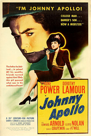 Poster - Johnny Apollo.jpg