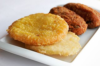 Potatoe Cakes With Homemade Mashes Potatoea