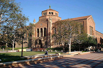 Powell Library - Image: Powell Library, UCLA (10 December 2005)
