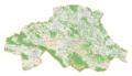 Powiat strzyżowski location map.png