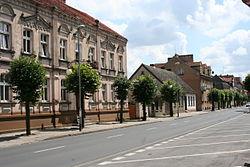 Poznańska street in Sieraków - IMG 3425.jpg