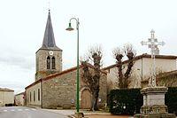 Précieux (Loire) , église.jpg