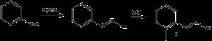 Pralidoxime - Image: Pralidoxime synthesis
