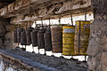 Prayer wheels (prayers on the inside) (4521532902).jpg