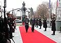 Predsednik Državnega sveta Mitja Bervar obiskal Ministrstvo za obrambo 2014 04.jpg