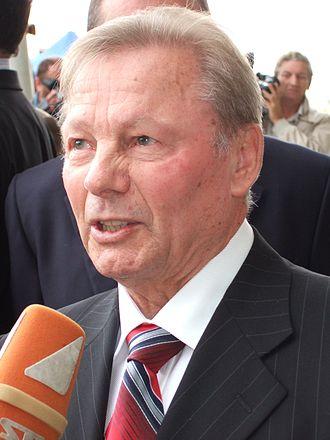 Slovak presidential election, 1999 - Image: Pres. Rudolf Schuster