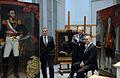 Presentan muestra del pintor José Gil de Castro que recorrerá Perú, Argentina y Chile (14548114778).jpg