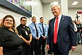 President Trump and the First Lady in El Paso, Texas (48488015537).jpg