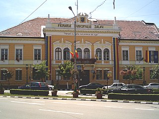 Zalău Municipality in Sălaj, Romania