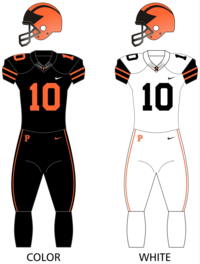 Princeton tigers football uniforms.png