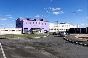 Tartu Vangla - Image: Prison of Tartu 2007 3