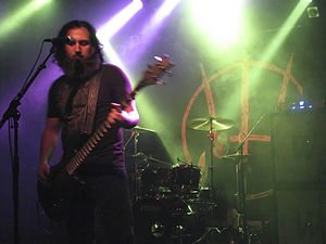 Prong discography - Prong performing live