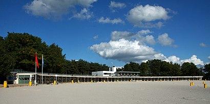 Hoe gaan naar Provinciaal Recreatiedomein Zilvermeer met het openbaar vervoer - Over de plek