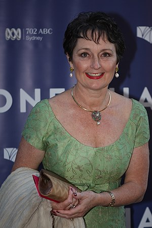 Pru Goward - Goward visits La traviata in Sydney (2012)