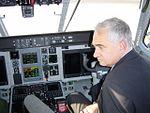 """Przekazanie 13 eskadrze lotnictwa transportowego dwóch pierwszych samolotów C-295 """"CASA"""" 2.jpg"""