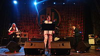 Public Image Ltd. live 27 10 2013 photo 1.JPG