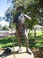 Public art - Brigadier A.W. Potts, Kojonup.jpg