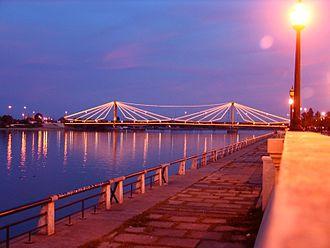 Santa Fe, Argentina - Puente Colgante