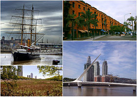Image illustrative de l'article Puerto Madero