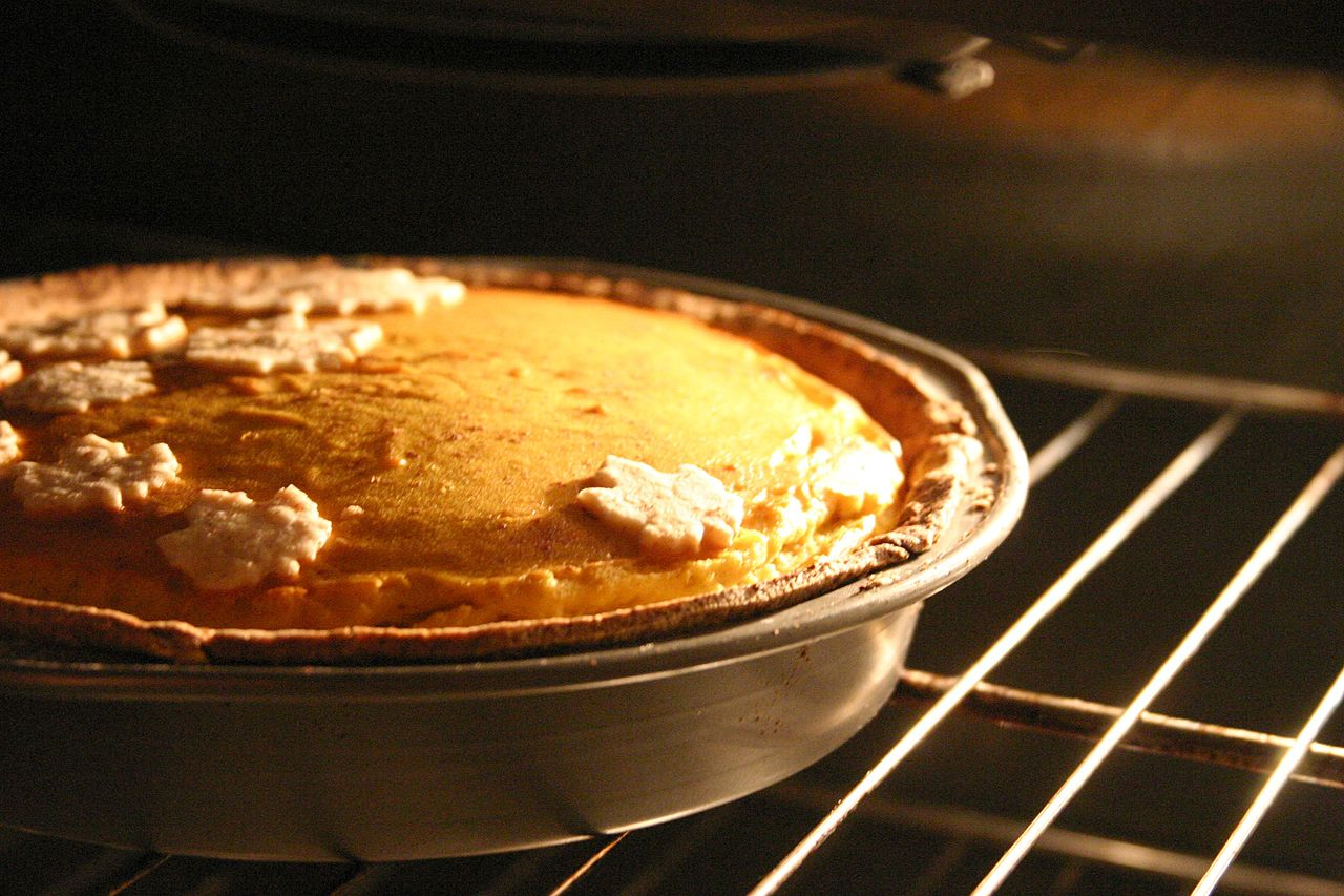 Pumpkin Pie Cake Recipe From Scratch