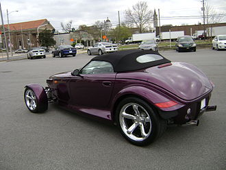Plymouth Prowler - Purple