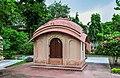 Pushpa Samadhi of Srila Tamal Krishna Goswami, ISKCON, Mayapur 07102013.jpg