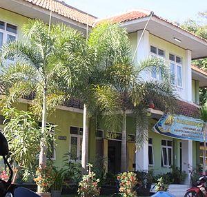 Puskesmas - Puskesmas Sumber in Cirebon, West Java