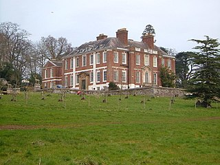 Manor of Upton Pyne