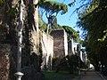Q10 - v le del Campo Boario - esterno delle mura lungo il cimitero degli inglesi P1060057.jpg