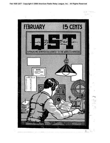 File:QST Feb 1920.djvu