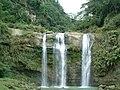Qinglong falls in taiji gorge.JPG