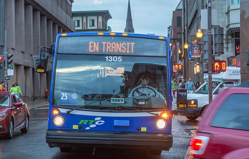 Transporte em Quebec