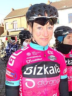 Roos Hoogeboom Dutch cyclist