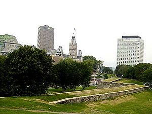 Parliament Hill (Quebec City) - The Hill.